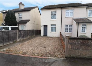 Thumbnail 2 bedroom semi-detached house to rent in New Haw Road, Addlestone