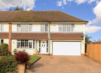 Thumbnail 5 bed semi-detached house for sale in Windmill Way, Tring