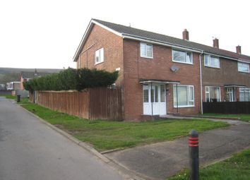Thumbnail 4 bed semi-detached house for sale in Granston Square, Cwmbran