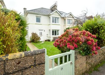 Thumbnail 3 bed semi-detached house for sale in Peverell Road, Penzance