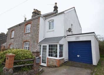 Thumbnail 3 bed semi-detached house for sale in Greenway Road, Galmpton, Brixham.