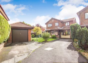 Thumbnail 3 bed detached house for sale in Vincent Close, Old Hall