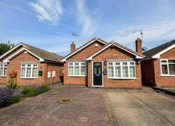 Thumbnail 2 bedroom detached bungalow for sale in Jumelles Drive, Calverton, Nottingham
