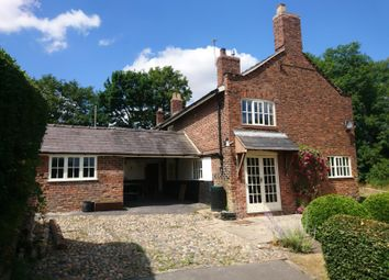 Thumbnail 5 bed farmhouse to rent in Mill House Farm, London Road, Allostock, Knutsford