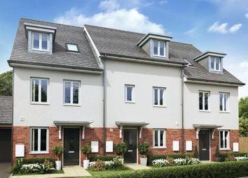 "Thumbnail 4 bed semi-detached house for sale in ""Woodcote"" at Godwell Lane, Ivybridge"