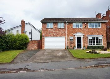 Thumbnail 4 bed detached house for sale in Ferndown Drive South, Clayton, Newcastle
