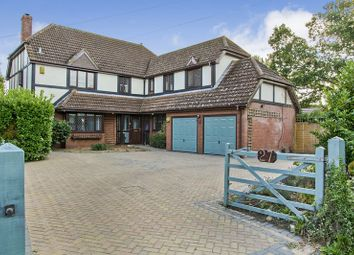 Thumbnail 5 bed detached house for sale in Greenaway Lane, Warsash, Southampton