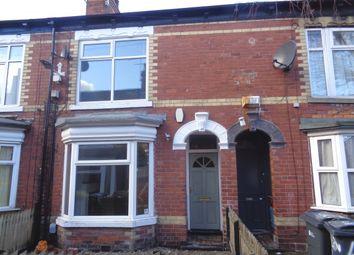 3 bed terraced house to rent in Goddard Avenue, Hull HU5