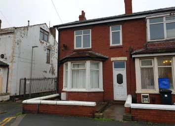 Thumbnail 3 bed semi-detached house to rent in Braithwaite Street, Blackpool, Lancashire
