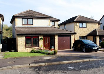 Thumbnail 4 bedroom detached house for sale in Swift Place, Gardenhall, East Kilbride