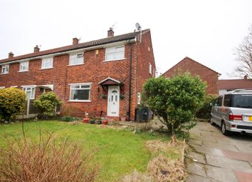 3 bed end terrace house for sale in Foxhill Road, Eccles, Manchester M30