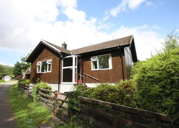 Thumbnail 2 bed detached bungalow for sale in Cedarwood Cottage, Airds Bay, Taynuilt