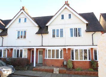 Thumbnail 4 bedroom terraced house for sale in Fremeaux Terrace, Kingsthorpe, Northampton