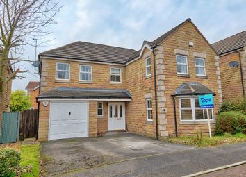 Thumbnail 5 bed detached house for sale in Helmsley Close, Chesterfield
