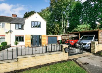 Thumbnail 4 bed semi-detached house for sale in Holmley Lane, Dronfield, Derbyshire