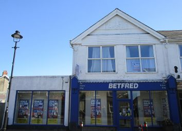 Thumbnail 3 bed flat for sale in Flat 5, Above Bedfreds Station Road, Ystradgynlais, Swansea.
