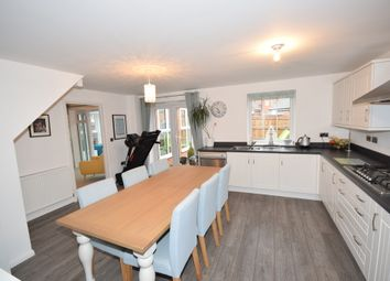 Thumbnail 4 bedroom detached house for sale in 7, Tiberius Gardens, Hucknall, Nottingham, Nottinghamshire