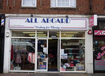 Thumbnail Retail premises for sale in Shenley Road, Borehamwood