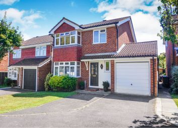 4 bed detached house for sale in Fulbert Drive, Bearsted, Maidstone ME14