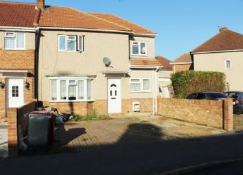 Thumbnail 5 bed end terrace house for sale in Court Crescent, Slough