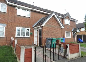 Thumbnail 2 bed terraced house to rent in Aldermoor Close, Openshaw, Manchester