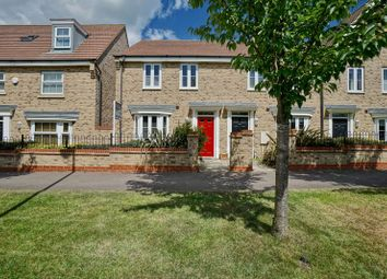 Thumbnail 3 bed end terrace house for sale in Stone Hill, St. Neots