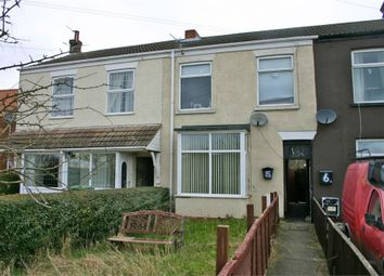 Thumbnail 3 bedroom terraced house for sale in Station Road, Habrough, Immingham, Lincolnshire