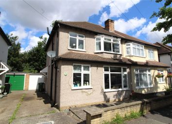 Thumbnail 3 bed semi-detached house for sale in Victoria Avenue, Wallington