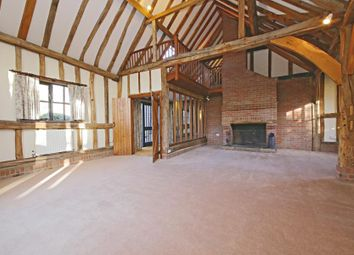 Thumbnail 4 bedroom barn conversion to rent in Redhall Lane, Chandlers Cross, Rickmansworth