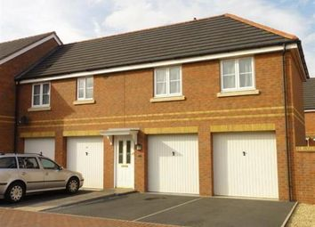Thumbnail 2 bed detached house to rent in Waggoners Way, Hereford
