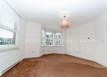Thumbnail 3 bed flat to rent in Glenthorne Road, New Southgate