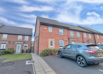 Thumbnail 3 bed end terrace house for sale in Buckthorn Close, Stenson Fields, Derby