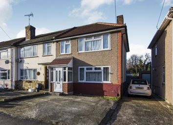 Thumbnail 3 bed end terrace house for sale in Elm Park, Hornchurch, Essex