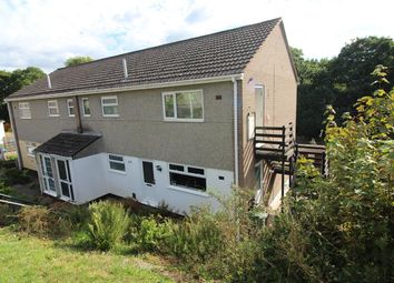 Thumbnail 2 bed maisonette for sale in Cressbrook Drive, Mainstone, Plymouth, Devon