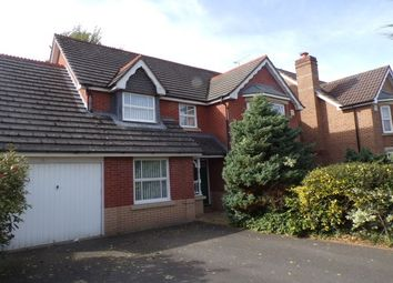 Thumbnail 4 bed detached house to rent in The Evergreens, Formby