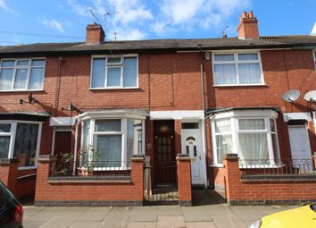 Thumbnail 3 bed terraced house to rent in Freeman Road North, Leicester