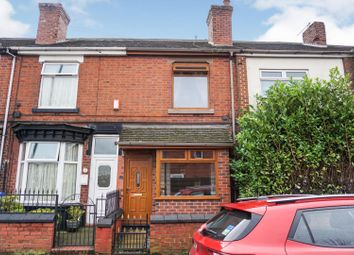 2 bed terraced house for sale in Milton Road, Sneyd Green, Stoke-On-Trent ST1