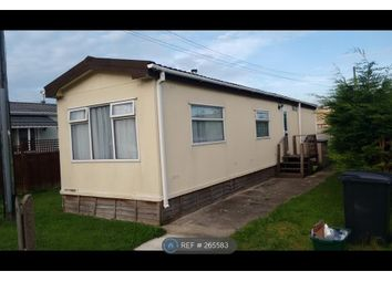 Thumbnail 2 bed mobile/park home to rent in Downside Park, Bristol