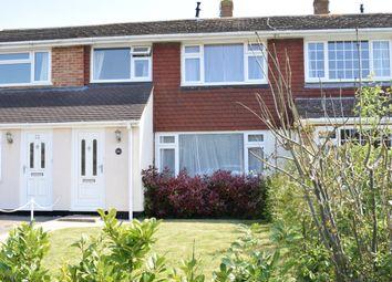 Thumbnail 3 bed terraced house for sale in Fletcher Road, Staplehurst, Tonbridge