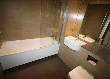 Thumbnail 1 bed flat to rent in Hallsville Road, London