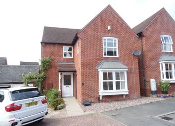 Thumbnail 3 bed detached house for sale in Sundial Walk, Brailsford, Ashbourne