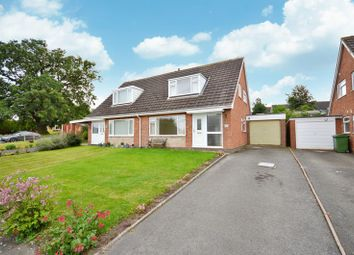 Thumbnail 3 bed semi-detached house for sale in Severn Way, Cressage, Shropshire.