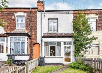 Thumbnail 3 bed terraced house for sale in Court Lane, Erdington, Birmingham, West Midlands