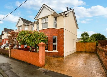 Thumbnail 3 bed semi-detached house for sale in Badminton Grove, Ebbw Vale, Gwent
