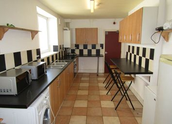 Thumbnail 5 bedroom property to rent in Russell Street, City Centre, Swansea