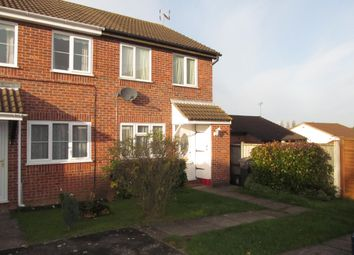 Thumbnail 2 bed semi-detached house to rent in Elmsett Close, Stowmarket