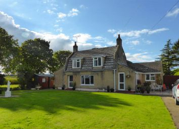Thumbnail 4 bed country house for sale in West End, Gorefield, Cambridgeshire