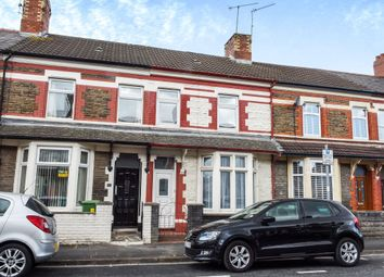 Thumbnail 3 bed terraced house for sale in Westmoreland Street, Canton, Cardiff