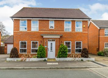 Cardinal Place, Maybush, Southampton SO16. 4 bed detached house for sale