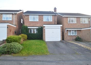 Thumbnail 4 bedroom detached house for sale in Fairway Drive, Bulwell, Nottingham